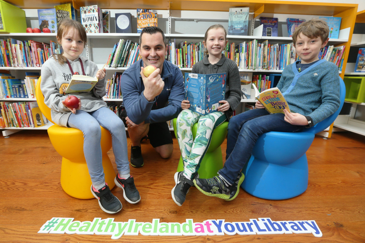 Healthy Ireland at Your Library expands!